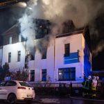 Person bei Wohnhausbrand in Weimar von Einsatzkräften tot aufgefunden