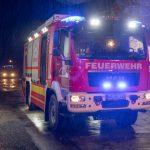 Technischer Defekt ruft Feuerwehr am Neujahrstag in Blankenhain auf den Plan
