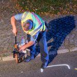 Radfahrerin in Eisenach von Auto übersehen: Frau stürzt und verletzt sich schwer