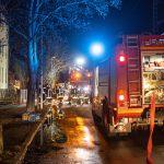 Wohnung brennt in Eisenach: Für eine Person kam leider jede Hilfe zu spät