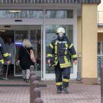 Fettbrand in Blankenhainer Heliosklinik ruft Feuerwehren auf den Plan