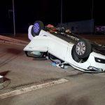 83-Jähriger übersieht Kreisverkehr in Ilmenau – Beifahrerin lebensgefährlich verletzt
