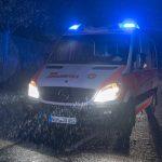 Betrunkener verursacht schweren Unfall im Landkreis Saalfeld-Rudolstadt - Beifahrer schwer verletzt