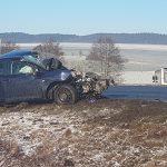 Seat prallt gegen Bus: 50-jähriger Autofahrer stirbt im Saale-Orla-Kreis