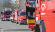 Zwei Einsätze gleichzeitig fordern die Feuerwehr Blankenhain
