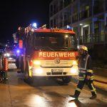 Neun Personen mit Verdacht auf Rauchgasvergiftung nach Brand in Sondershausen