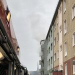 Brand auf Balkon in Sondershausen richtet großen Schaden an