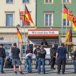 """32 Personen nahmen an Demo """"Patrioten für Deutschland"""" in Weimar teil"""