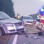 War es Sekundenschlaf? Unfall fordert zwei Schwerverletzte bei Blankenhain