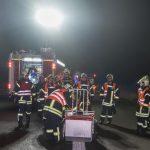 Lange Sperrung der A4 bei Eisenach nach Unfall mit drei Fahrzeugen