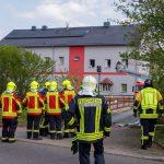 Hoher Sachschaden bei Wohnungsbrand im Landkreis Sömmerda