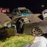 Polizei vor Rätsel: Insassen alkoholisiert - Mann flüchtet nach Unfall im Weimarer Land