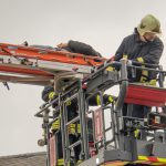 Wehren aus Uhlstädt-Kirchhasel proben Ernstfall im Jagdschloss Hirschhügel