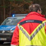 Notarzt geschlagen: Alki greift Rettungskräfte in Tannroda an