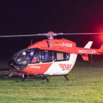 Mopedfahrer kracht in Unfallstelle im Landkreis Gotha - Simson brennt aus