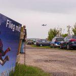 Tragisches Ende eines Fallschirmsprungs am Flugplatz Eisenach-Kindel