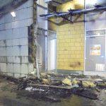 Verkaufshütte in Brand gesetzt: Sprinkleranlage im Kaufland Jena ausgelöst