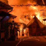 Wohnhaus und Firmengebäude durch Großbrand in Weimar zerstört