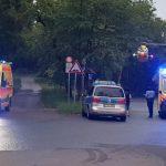Ohne Helm: Junge Mädchen stießen bei Bad Sulza mit ihren Fahrrädern zusammen