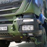 LKW-Fahrer stirbt am Steuer: Bundeswehr bremst Laster bei Ronneburg aus