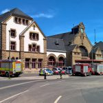 ICE-Klimaanlagen defekt: Feuerwehr und DRK evakuieren rund 1000 Reisende in Eisenach