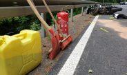 Motorradfahrer stirbt bei einem schweren Unfall im Saale-Orla-Kreis