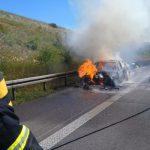 Tunnel Jagdberg bei Jena war wegen eines PKW-Brandes gesperrt