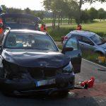 Vorfahrtsfehler bei Schleiz fordert drei verletzte Personen