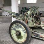 Polizei stellt Panzerabwehrkanone in Marth sicher
