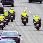 Nach Besuch des belgischen Königspaares: Polizei zieht positive Bilanz