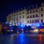Brand im ältesten Gasthaus der Stadt Weimar sorgt für Feuerwehreinsatz