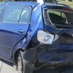 Unfall mit fünf Verletzten nach Reifenplatzer auf der A4 bei Gera