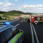 Schwerer Unfall bei Stadtilm: Unfallverursacher flüchtet - Zeugen gesucht!