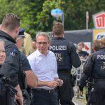 Alkohol bei Rechtsrock-Konzert beschlagnahmt - Abschlussbericht der Polizei