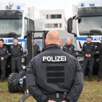 Thüringer Bereitschaftspolizei erhält neue Fahrzeugtechnik