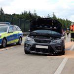 Unfall auf der A38: Feuerwehr Heiligenstadt rückt zum 200. Mal aus