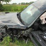 Zwei Schwerverletzte nach Irrfahrt in Nordhausen - Fußgänger müssen beiseite springen