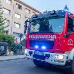 Vermeintlicher Wohnungsbrand ruft Feuerwehren auf den Plan