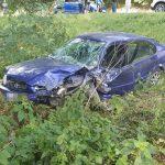 89-Jähriger verliert Kontrolle: Frontalcrash bei Bad Blankenburg