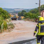 Heftige Unwetter richten Schäden im Reinstädter Grund an