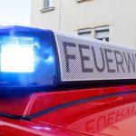 Garage in Nordhausen abgebrannt: Möglicherweise Feuerschale ursächlich