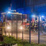 Schmelztiegel gerissen: Arbeitsunfall mit sechs Verletzten in Sömmerda