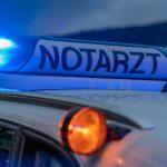 51-jähriger Transporterfahrer stirbt nach Unfall nahe Mühlhausen im Krankenhaus