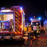 Hilfe kam zu spät: Frau stirbt bei Wohnungsbrand im Kyffhäuserkreis