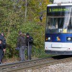 Nach erneuten Schüssen auf Straßenbahn in Jena: Kriminalpolizei sucht Spuren