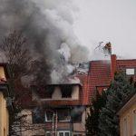 In letzter Minute gerettet: Hausbewohner stirbt eine Woche nach Brand in Erfurt