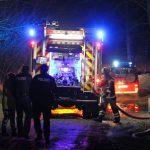 Laube brannte in Nordhausen lichterloh: Weitere Gartenhütte beschädigt