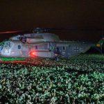 Bundeswehr-Hubschrauber notgelandet: Rettungskräfte im Weimarer Land ausgerückt
