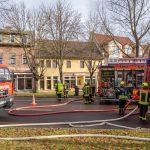 Brand in Asia-Restaurant: Großeinsatz der Wehren in Blankenhain