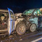 Schwerer Unfall bei Blankenhain: Hummer kracht in Gegenverkehr